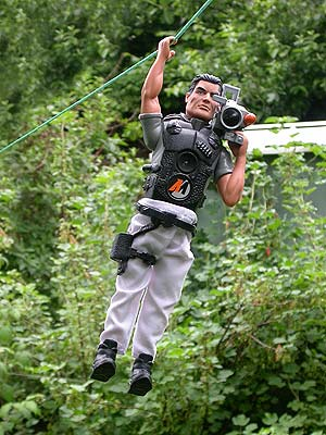 Action Man, The Power of Reflection, The Leader's Digest by Suzi McAlpine