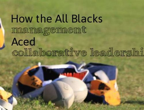How The All Blacks Management Aced Collaborative Leadership