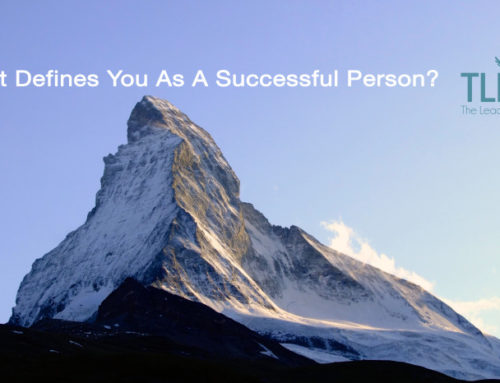 What Defines You As A Successful Person?